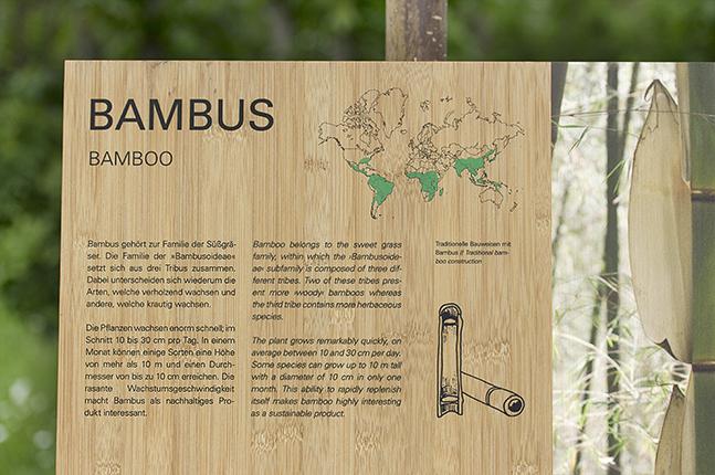 Bambuswelten, IGA Berlin 2017